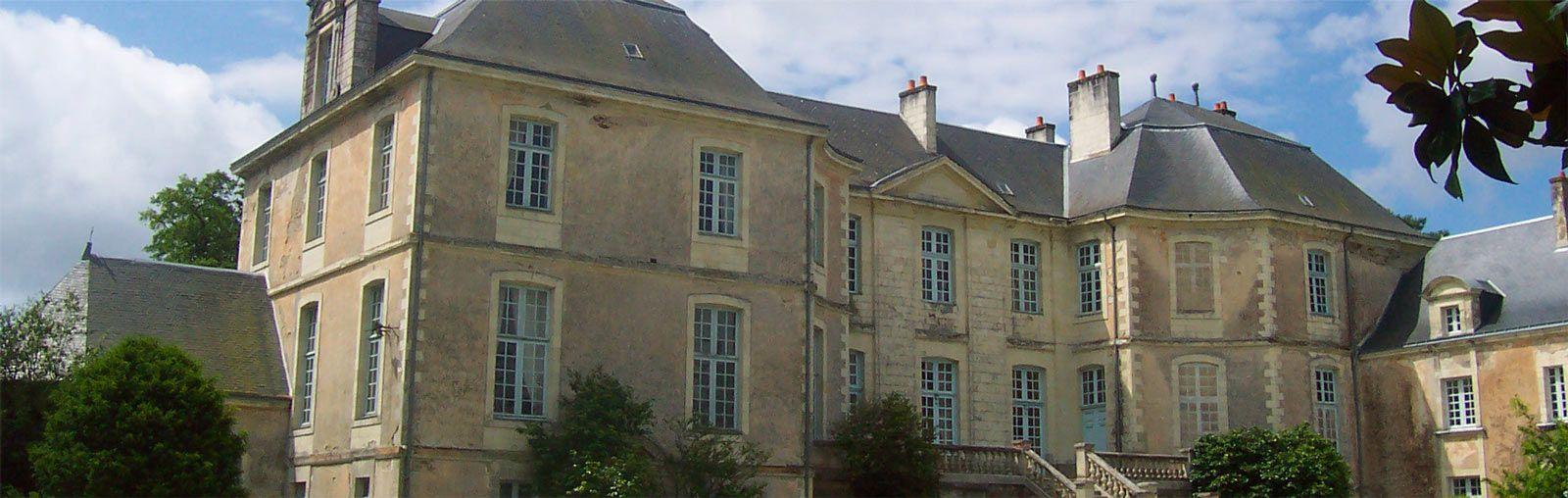 Chateau de la Rousseliere gite et chambre d'hôtes
